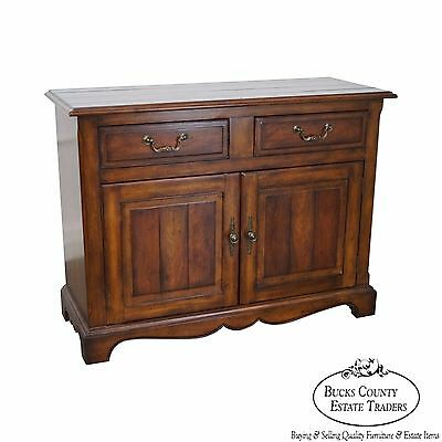 Quality French Country 2 Door 2 Drawer Server