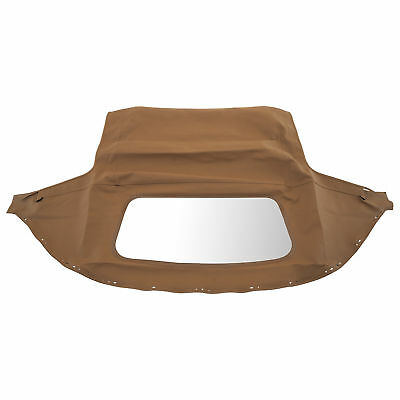 Mazda Mx5 Mk1 Mk2 Mk2.5 Tan Vinyl Convertible Hood Soft Top By Xtreme - 909-716