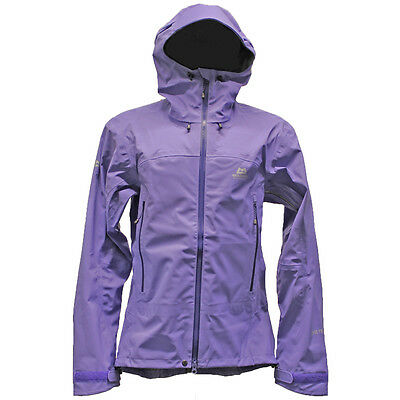 Mountain Equipment Women's Vinson Waterproof Jacket (Iris)