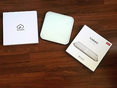 Yunmai 2 Smart Scale - BRAND NEW AND WARRANTY (Colour - Silver)