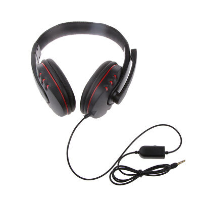 Luxury Wird Gaming Headset Headphone with Mic for PS4 XBOX ONE PC MP4