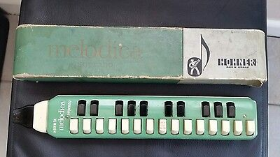 melodica by hohner made in Germany