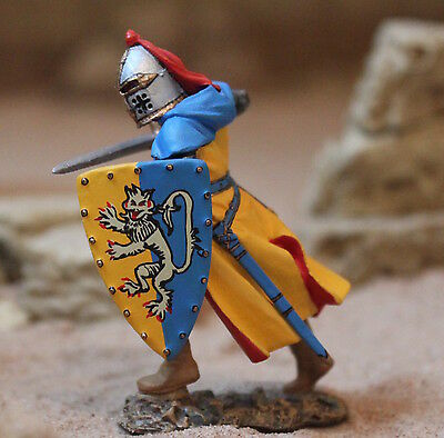 King And Country Knights Crusaders Saracen Mk57 Toy Soldiers   Britains