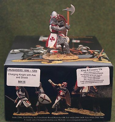 King And Country Knights Crusaders Mk15 Toy Soldiers   Britains