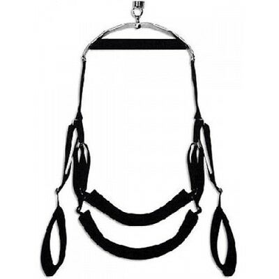 360 Degrees Hanging Strap Swing Spinning Harness Adult Couple Extreme Sex Love