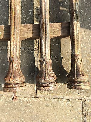 cast iron columns very decorative and elegant