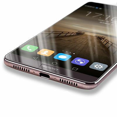 2 Pack 9H Premium Tempered Glass Film Cover Screen Protector For Huawei Mate 9