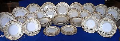 Noritake Morimura China Service for Sixteen!  Perfect Condition -Occupied Japan