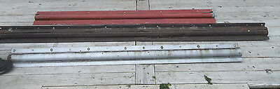 BARN DOOR Hardware Barn Door Roller TRACK 6FT Authentic Original Barn Door Track