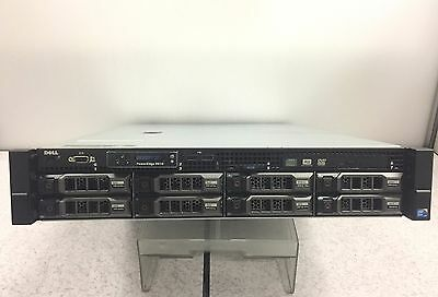 Dell PowerEdge R510 - 2x Intel Xeon E5504 2.00 GHz, 64GB, 4x1TB SAS 3.5 Perc6/i