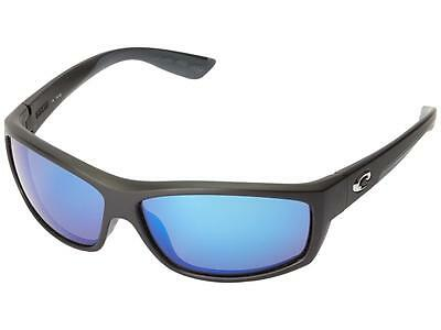 New Costa Del Mar SaltBreak Polarized Sunglasses 580G Glass Black/Blue Fishing