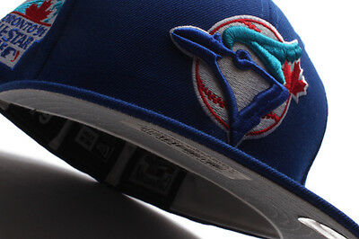 TORONTO BLUE JAYS New Era 59Fifty All Star Game 1991 Fitted Hat ... 8e6b9d30c337
