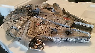 Code 3 Collectibles Millennium Falcon Star Wars:IV A New Hope Han Solo Chewbacca