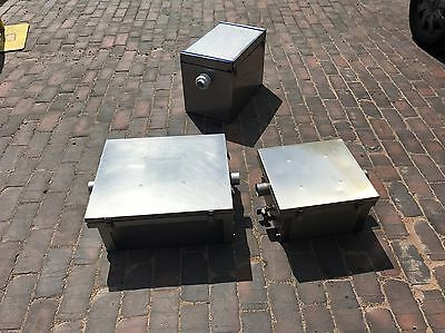Stainless Steel Grease Traps Food Traps.