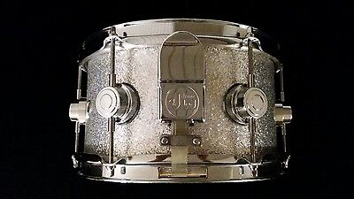 "Dw drums workshop maple snare 10""x 5"" rullante batteria"