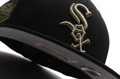 Chicago White Sox New Era 59Fifty 59th Years On Field Fitted Hat