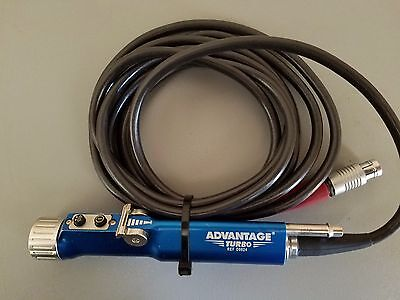 Linvatec D9924 Advantage Turbo Shaver Handpiece with Pushbuttons