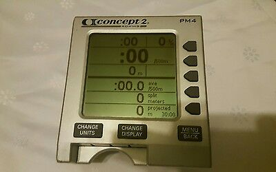 Pm4 monitor .for Concept 2 Rowing Machine