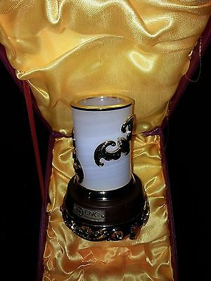 2008 Beijing Olympic - Onyx Candel Stick~ Collectors Item- Excellent Condition