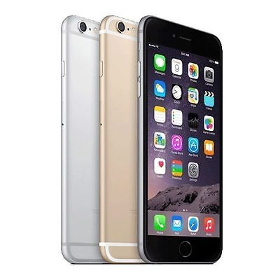 Apple iPhone 6 Plus (AT&T/T-mobile) SmartPhone 16GB 64GB 128GB Gold Gray Silver