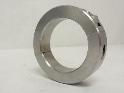 161396 Old-Stock, Climax H2C-275-S Two-Piece Clamping Collar, SS, Size: 2-3/4""