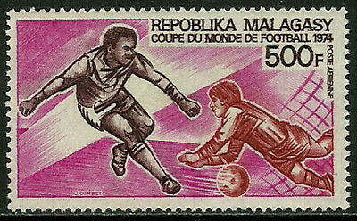 Malagasy C120 Mint Never Hinged Stamp - World Cup Soccer