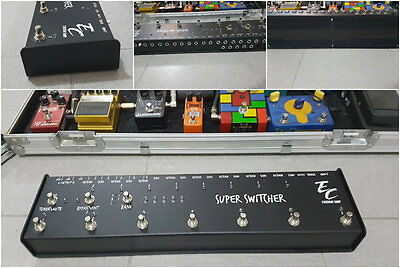 EC Custom Shop Super Switcher For Guitar or Bass !