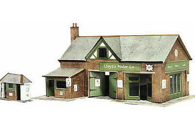 Superquick Card Kit - Country Garage #b32 - Excellent Model