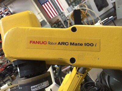 Fanuc Arcmate 100i Welding Robot - RJ2 - Excellent Condition - 2 Available
