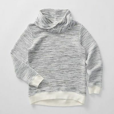 NEW Textured Metallic Knit Jumper Kids
