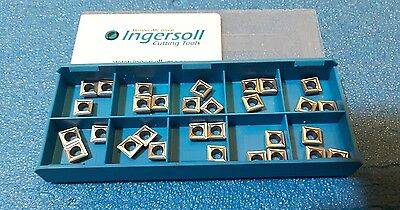 Ingersoll  Splt060204R  In1030  Carbide Inserts , 30 Pcs