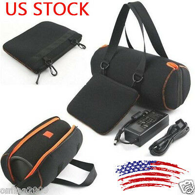 Portable Travel Soft Case for JBL Xtreme Portable Bluetooth Wireless Speaker US