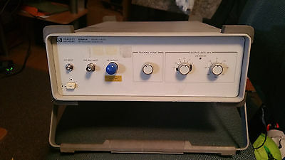 HP Agilent 85640A Tracking Generator 300khz-2.9GHz for 8560 Series