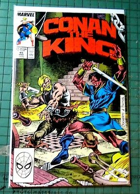 Conan The King #45 Marvel Comics Copper Age Comic  CB734