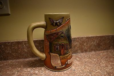 Miller Brewing Company Birth of a Nation Beer Mug 1991