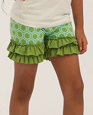MATILDA JANE Wonderful Parade Puzzle Shorties Shorts Size 2 4 6 8 14 runs small