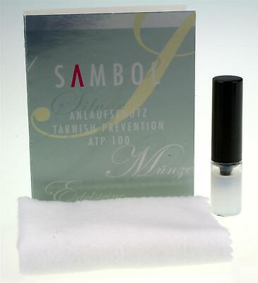 SAMBOL ATP 100 NanoTec Advanced tarnish protection Anlaufschutz für Metalle 2ml