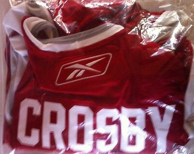 Sidney Crosby 08 All-Star Game personally autographed jersey