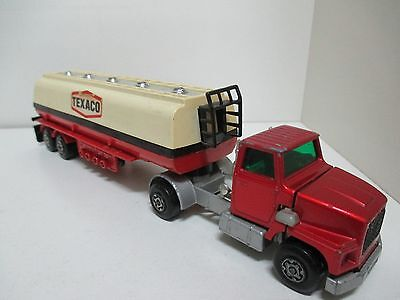 Matchbox Super Kings K-18 K-115 K 16 / 18 Articulated Tanker Texaco 1973 (4394)