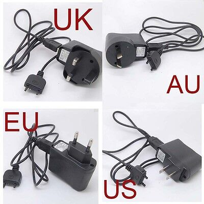 AU/US/UK/EU/CAR PHONE Charger for Sony Ericsson K790i K800 K800i K810 K810i K850