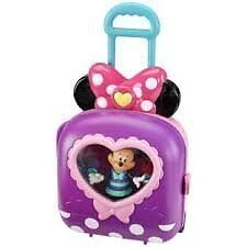 Fisher Price Disney's Minnie Mouse Dress Up 'n Go Bow-Tique Baby Toy