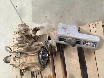 95 96 97 98 99 00 CHEVY 3500 PICKUP Manual Transfer Case 131.5 WB w/Shifter