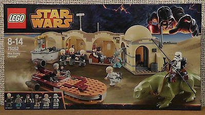 Lego 75052 Mos Eisley Cantina -Star Wars Completo Nuovo