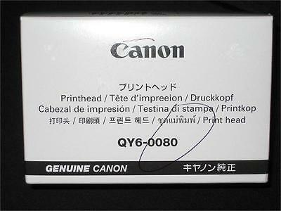 Canon Print Head QY6-0080-000 for iP4850, MG5250, MX885 & iX6550 Printhead BNIB