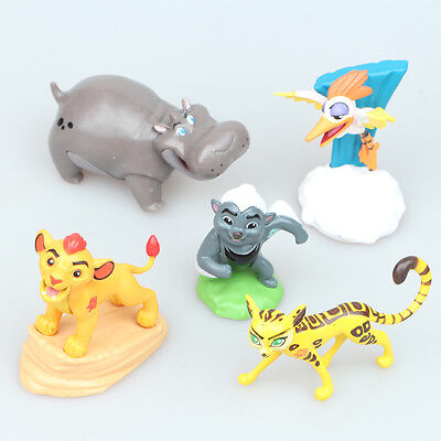 Anime The Lion King 9pcs Figure Figures PVC Action Xmas Cute Gifts Toy Doll New
