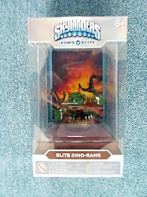 Skylanders EON'S ELITE DINO-RANG Metallic Super Chargers Figure *NEW*