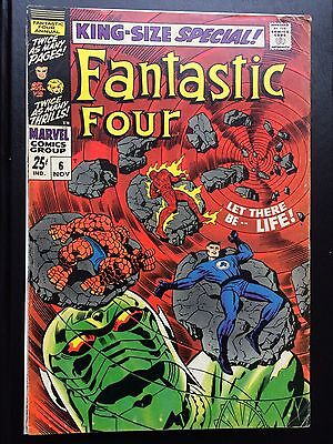 Fantastic Four King-Size Special 6.  Birth Of Franklin. Fn