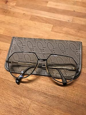 Vintage Cazal 724 Sonnen-Brille Sunglasses Glasses Made In West Germany Rare