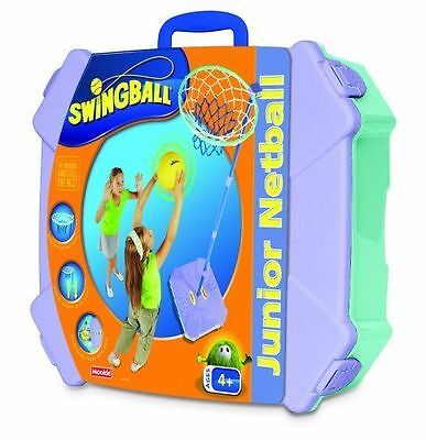 All Surface Childrens Netball Game Easy Transport Play On Any Surface - LA9V4