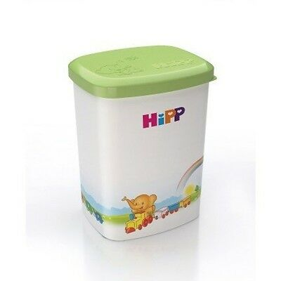 HiPP Formula Baby Milk Food Powder Storage Container Box BPA Free Home Travel
